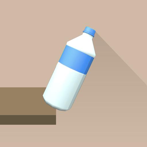 دانلود Bottle Flip 3D 1.42 – بازی آرکید تلنگر به بطری اندروید