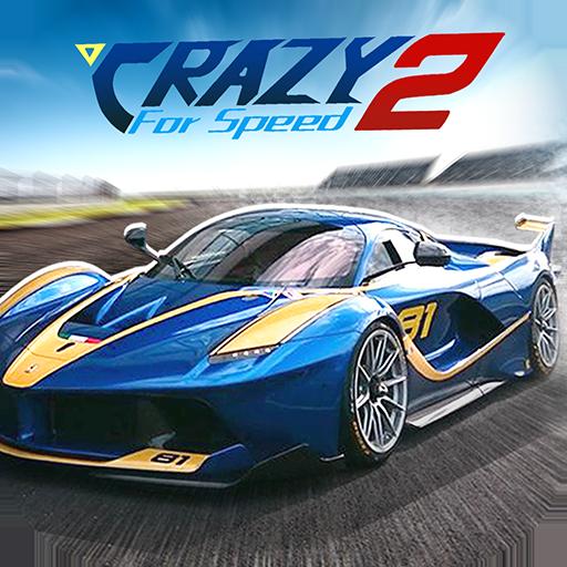 دانلود Crazy for Speed 2- 3.0.3935 – بازی سه بعدی جذاب دیوانه سرعت  اندروید + مود