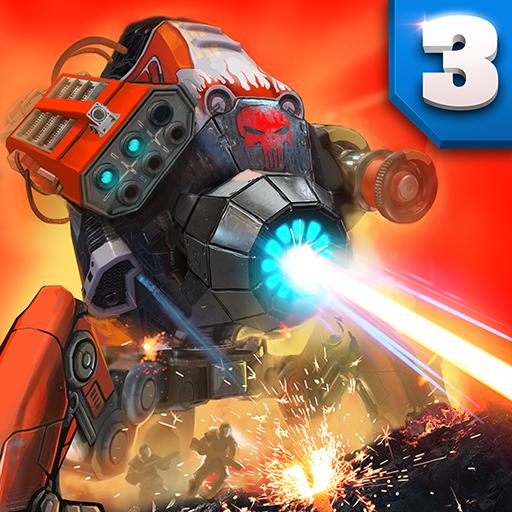 دانلود Defense Legend 3: Future War 2.5.3 – بازی برجی دفاعی ۳ اندروید + نسخه مود