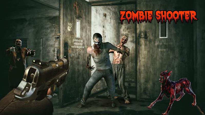 Zombie Dead target 2019