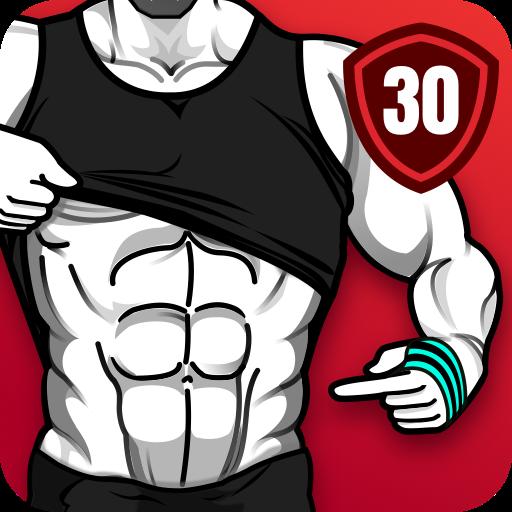 دانلود Six Pack in 30 Days 1.0.14 – برنامه تمرینات ورزشی شکم اندروید + نسخه مود