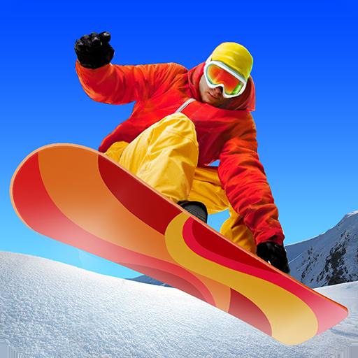 دانلود Snowboard Master 3D 1.2.2 – بازی استاد اسنوبرد برای اندروید + مود